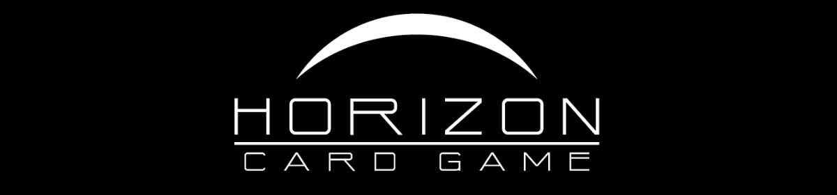 Horizon Card Game Official